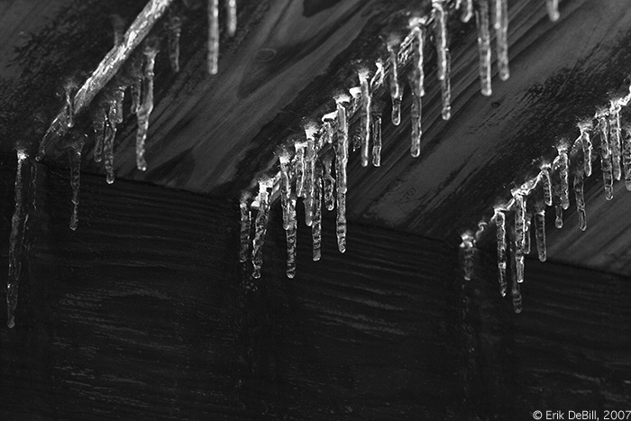 Deck Icicles